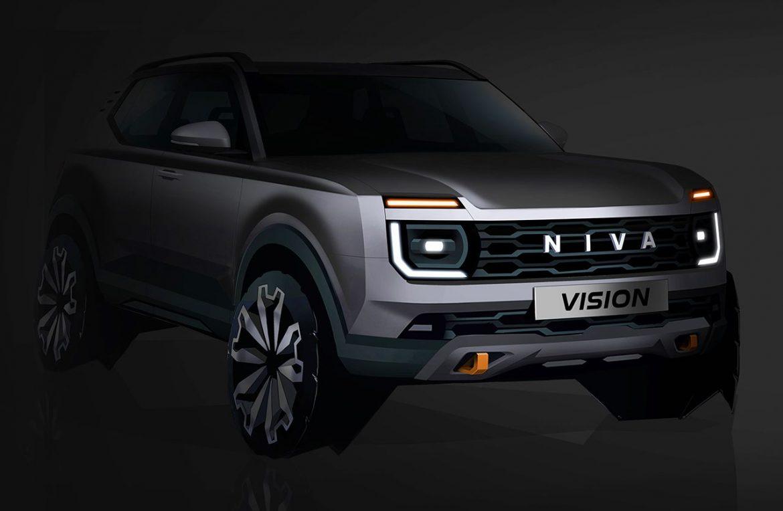 El Lada Niva tendrá nueva generación en 2024 y será global