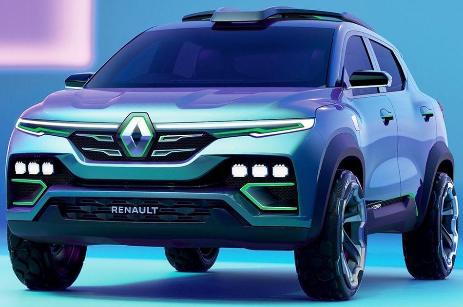 Renault desarrolló el Kiger para los mercados emergentes