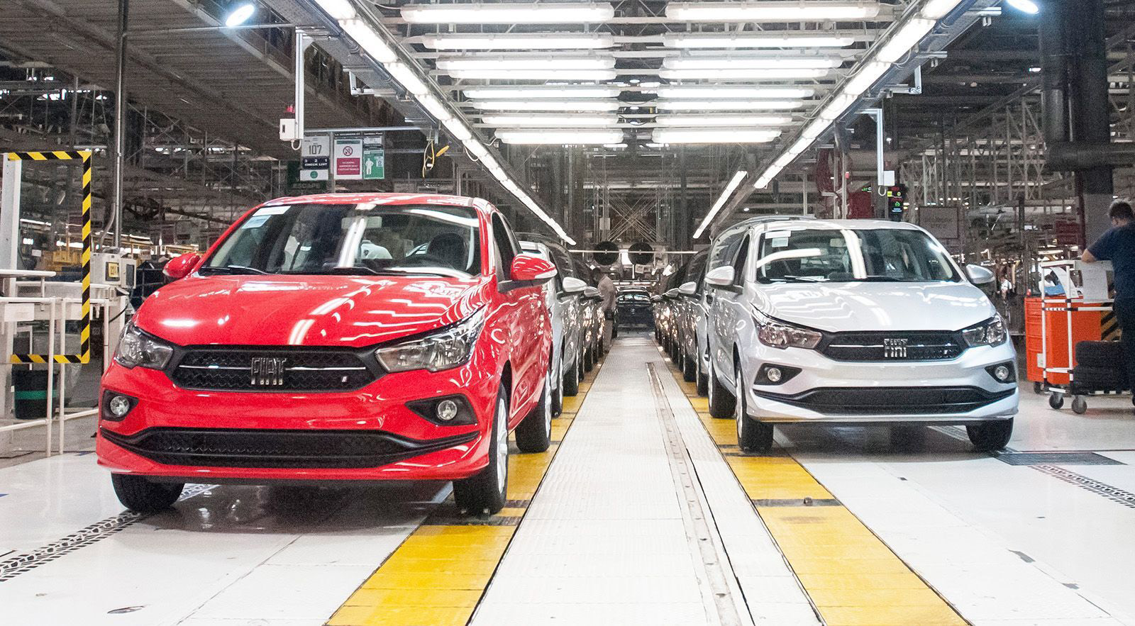 El Fiat Cronos alcanzó las 150.000 unidades producidas en Ferreyra