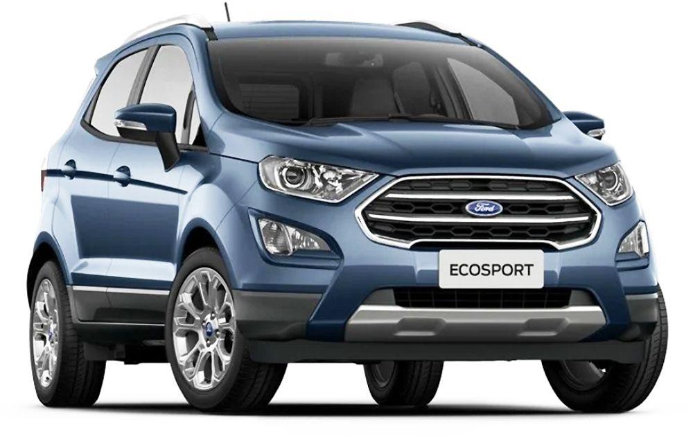 EcoSport: desde ahora el SUV de Ford llega desde la India (precios)