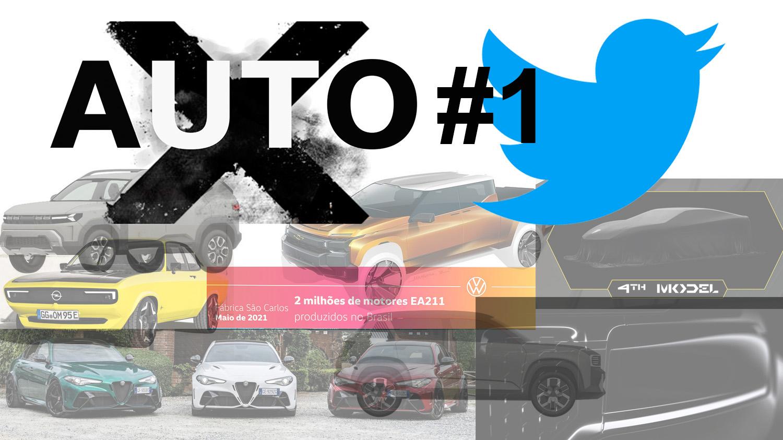 TWITTER Noticias #1: Toda la info de la semana