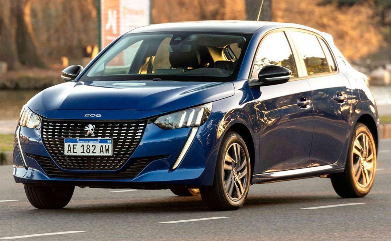 208 II: Así es el modelo de producción nacional de Peugeot