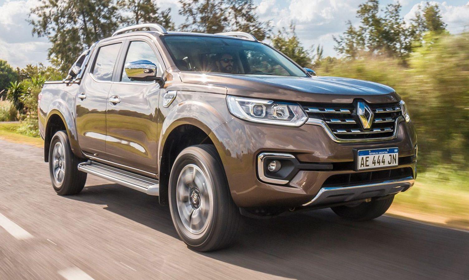 La Renault Alaskan nacional va tomando su lugar en el segmento