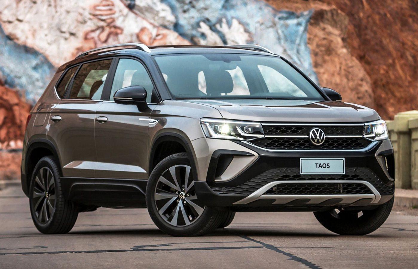 Taos: VW inició la pre-venta de su nuevo SUV de fabricación nacional