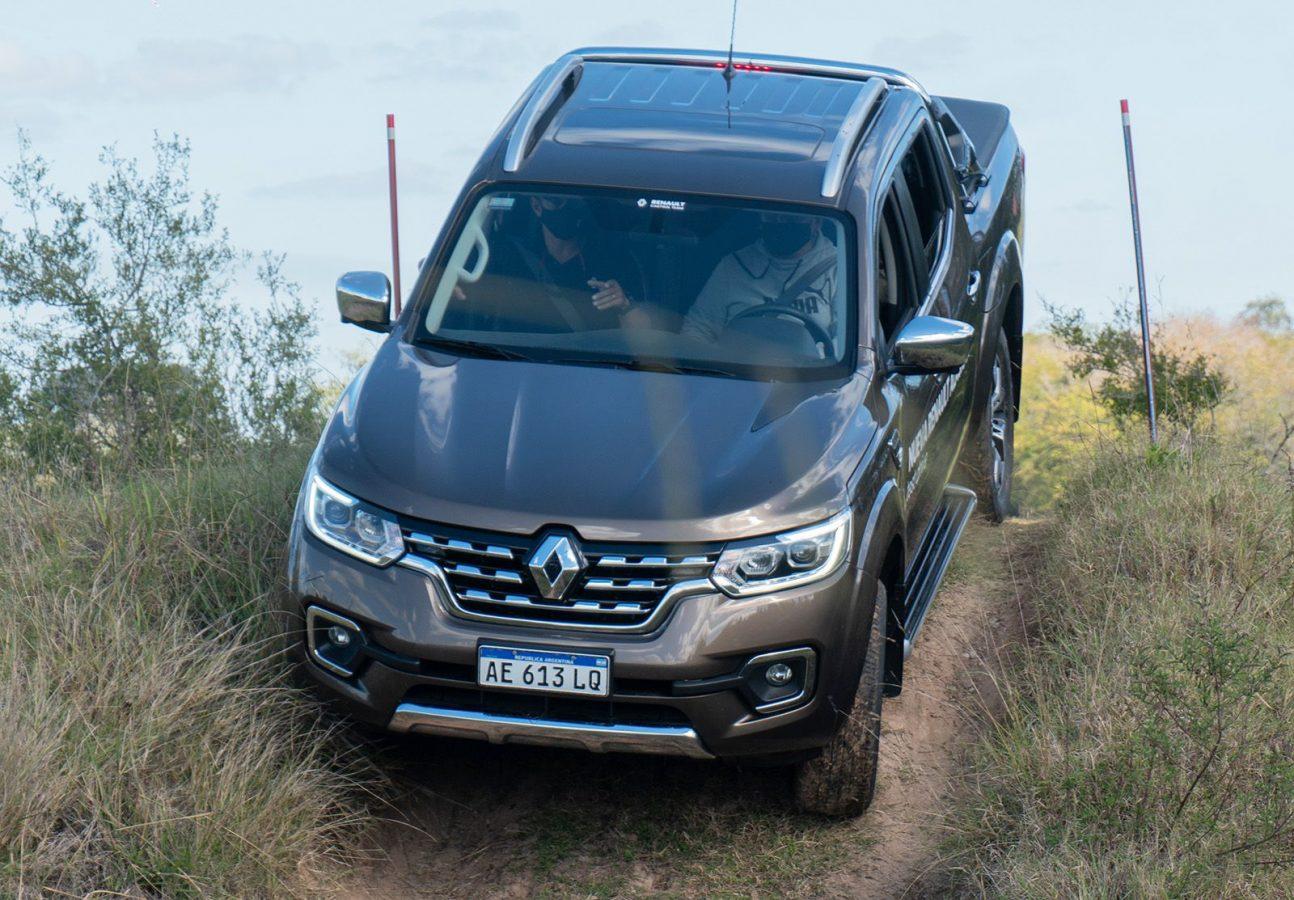 Exitoso cierre del Renault Alaskan Tour en Buenos Aires