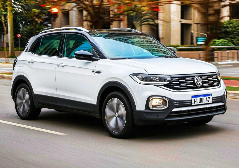 Volkswagen lanzó el nuevo T-Cross 200 TSI: motor Turbo y VW Play
