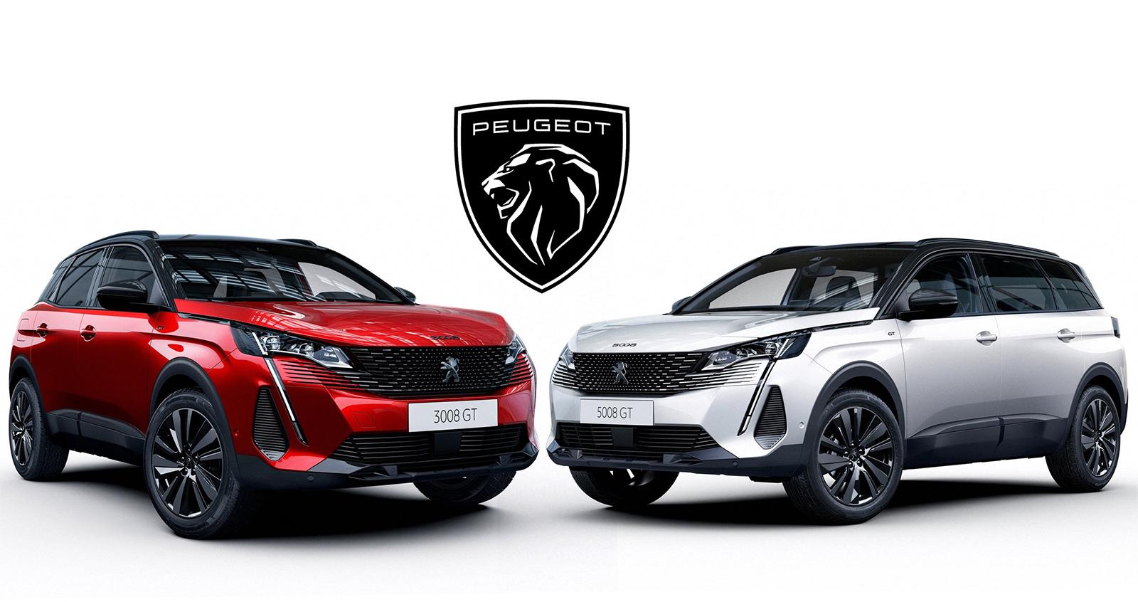3008 y 5008: los actualizados crossovers de Peugeot llegaron a la Argentina