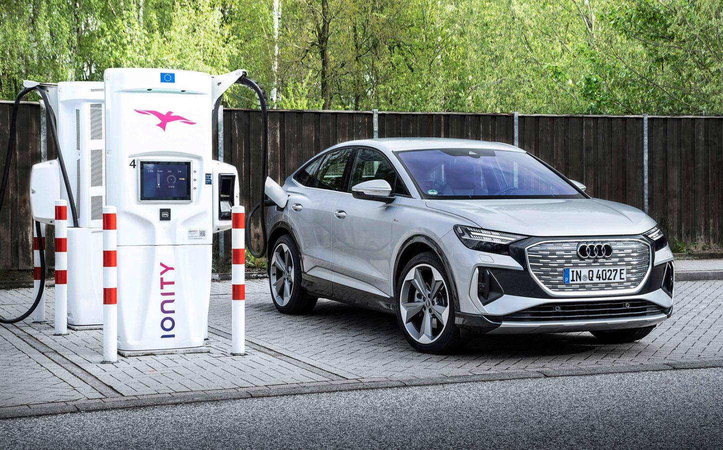 Audi finalizará la producción de sus motores de combustión interna en 2033
