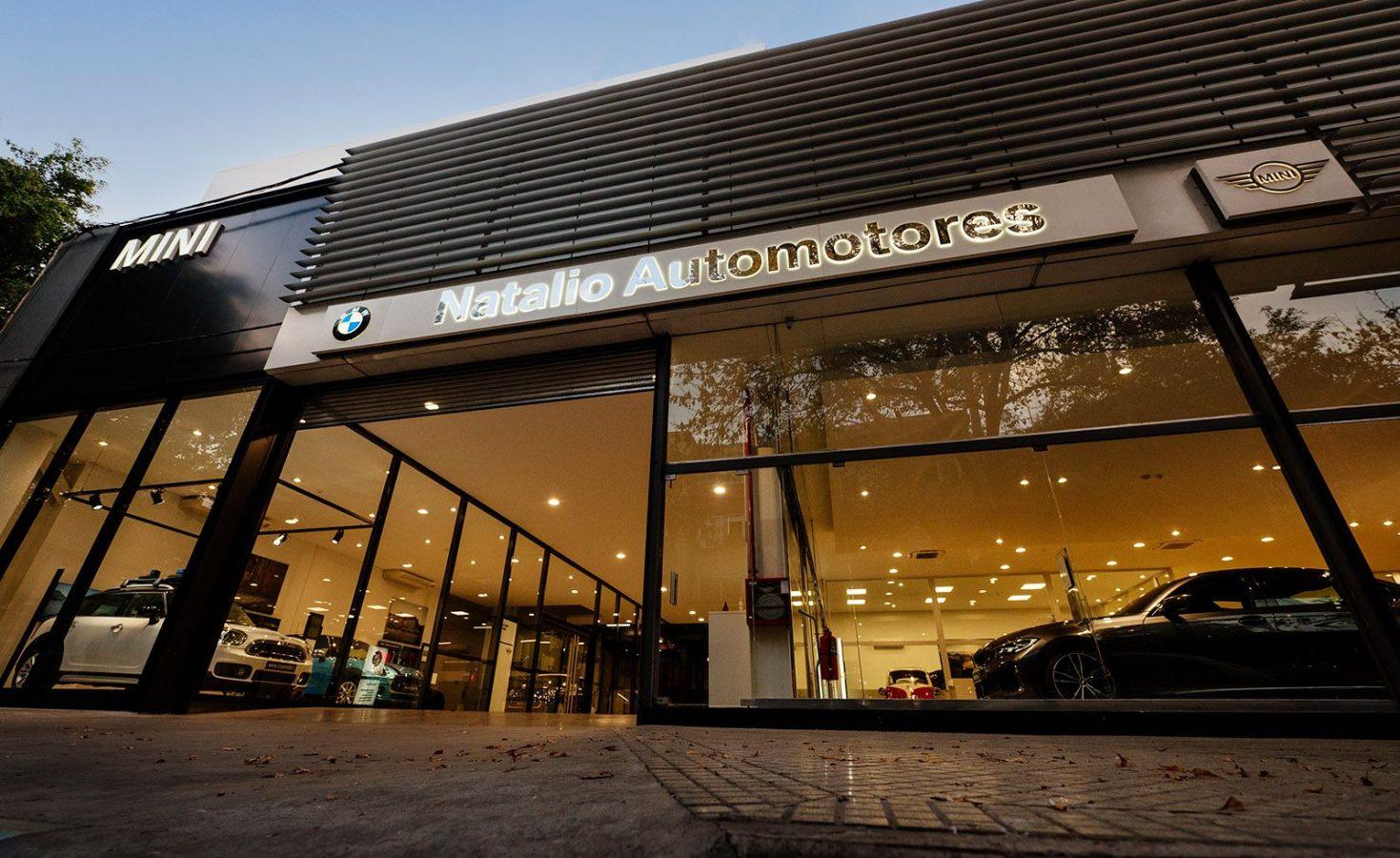 BMW continúa con su plan de inversiones en su red de concesionarios por más de US$ 10 millones