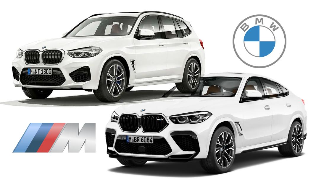 La gama M de BMW creció en nuestro país con los nuevos X3M y X6M