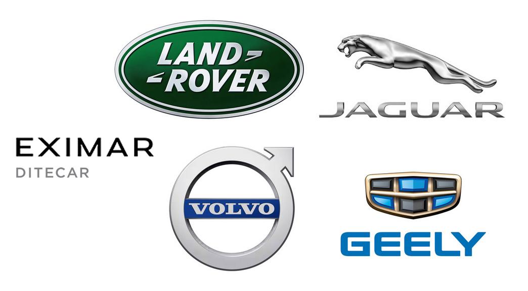 Eximar: Ditecar, la representante de Volvo, Jaguar y Land Rover, cambió y sumó a Geely
