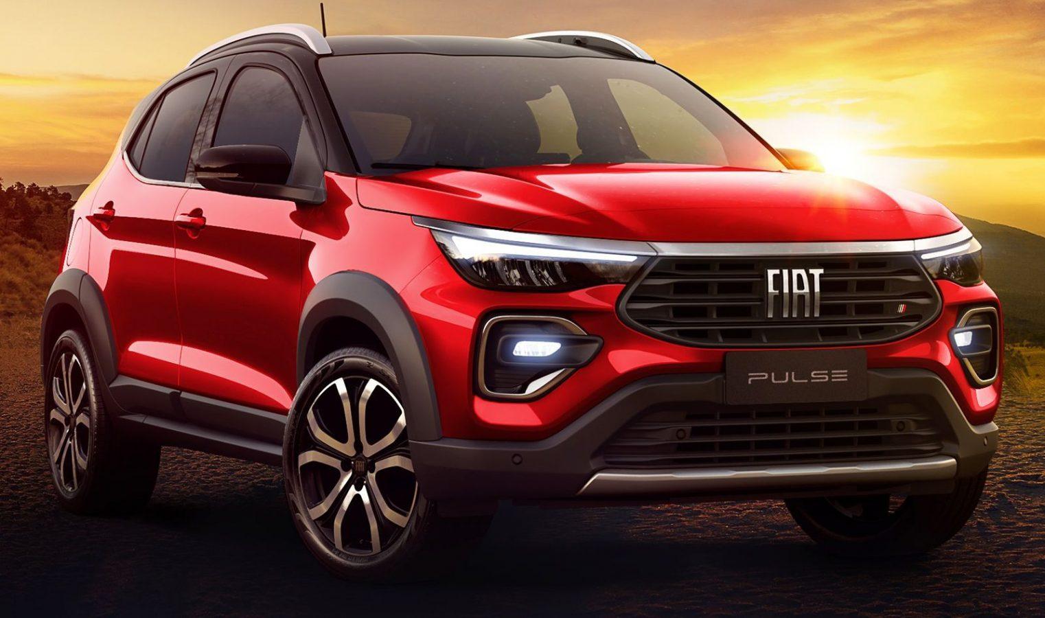 Pulse: Así se llama el nuevo SUV chico regional de Fiat