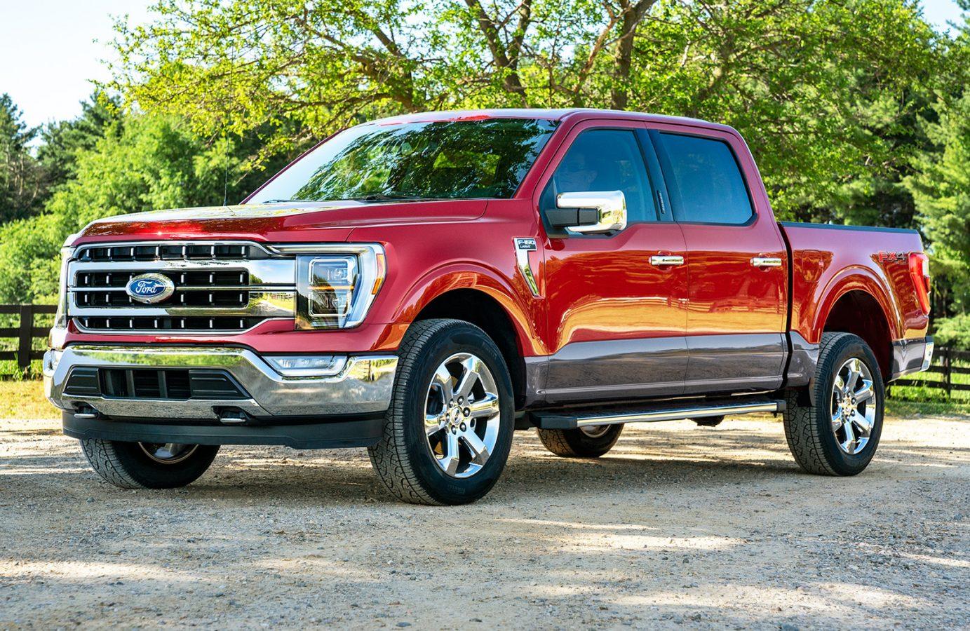 F-150: Ford lanzó la actualización de su pick-up full size