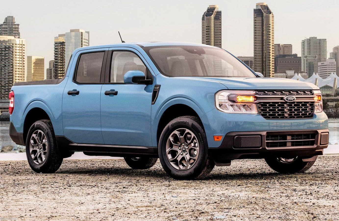 Maverick: la nueva pick-up compacta de Ford fue develada