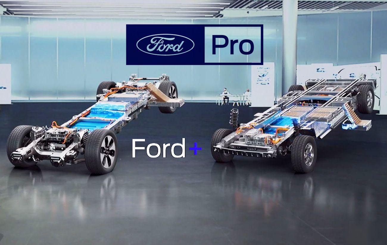 Ford acelerá su electrificación: nuevas plataformas y servicio global para comerciales