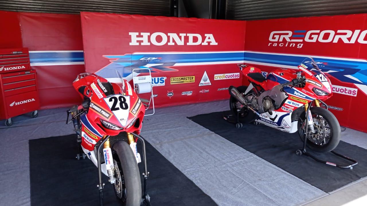 Honda refuerza sus equipos nacionales de Racing