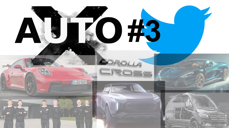 TWITTER Noticias #3: Toda la info de la semana