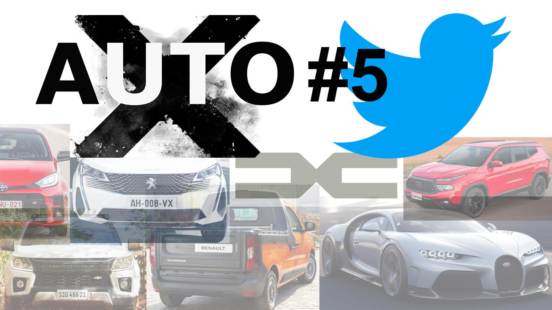 TWITTER Noticias #5: Toda la info de la semana