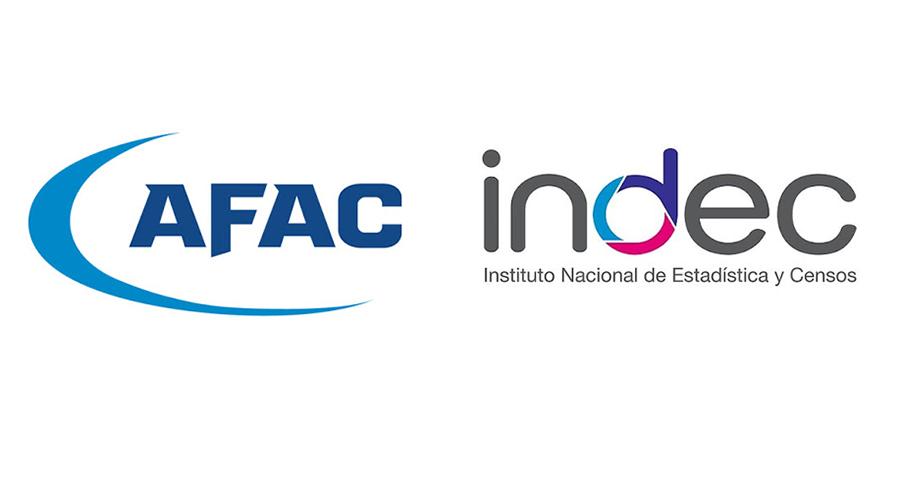 AFAC y el INDEC firmaron un convenio de cooperación técnica