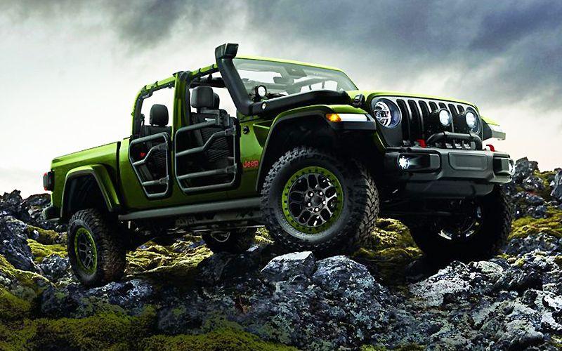 Gladiator: conocé la línea de accesorios Mopar de la pick-up de Jeep
