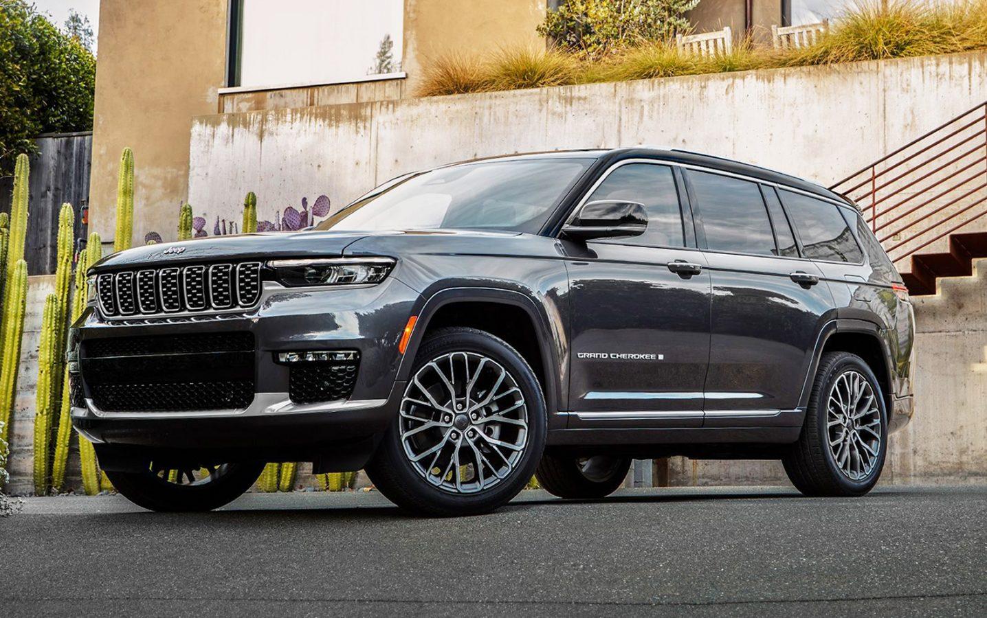 Grand Cherokee 2022: ¿Cómo es la nueva evolución del reconocido SUV de Jeep?