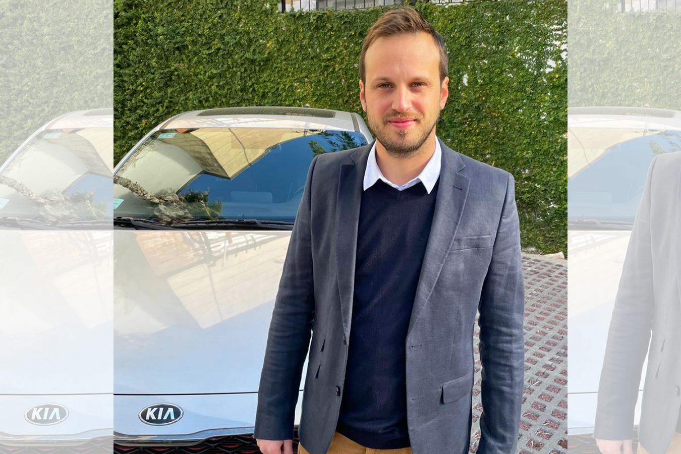 Nuevo gerente Comercial de Marketing y Producto de Kia Argentina