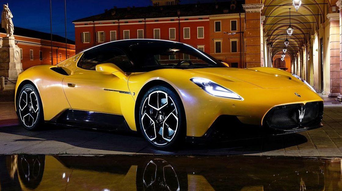 Maserati: conocé toda la gama disponible en Argentina y el precio estimado del nuevo MC20