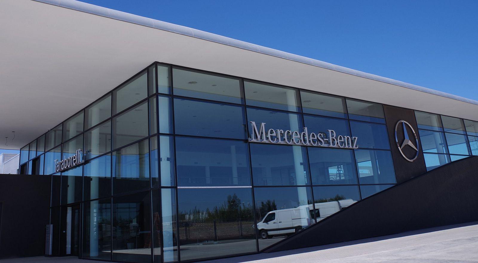Mercedes-Benz se expande en la Patagonia