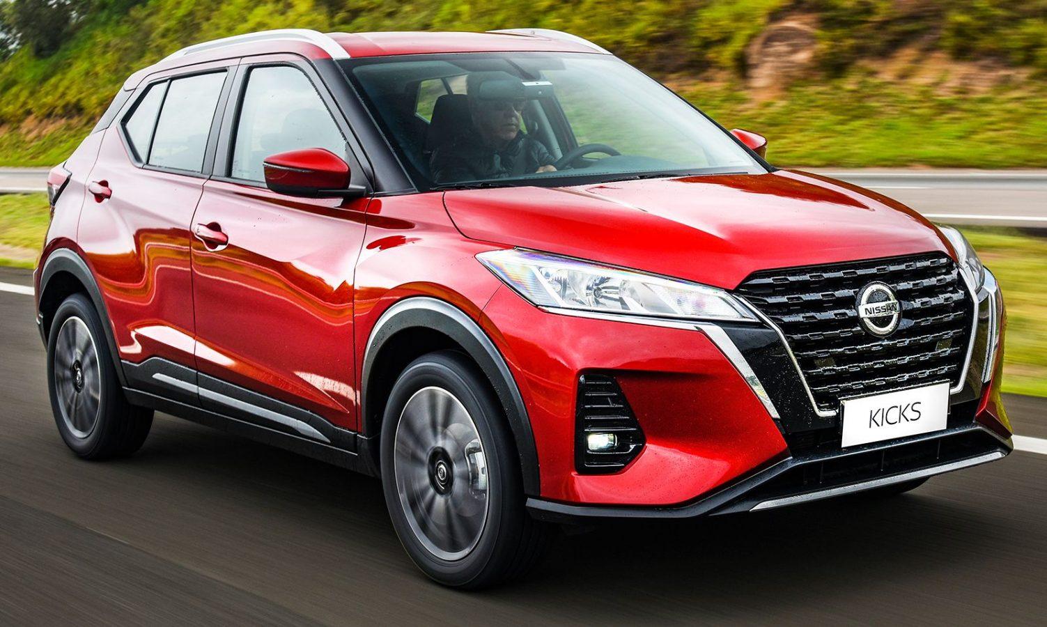 Récord histórico para Nissan y Kicks entre los 10 vehículos más vendidos