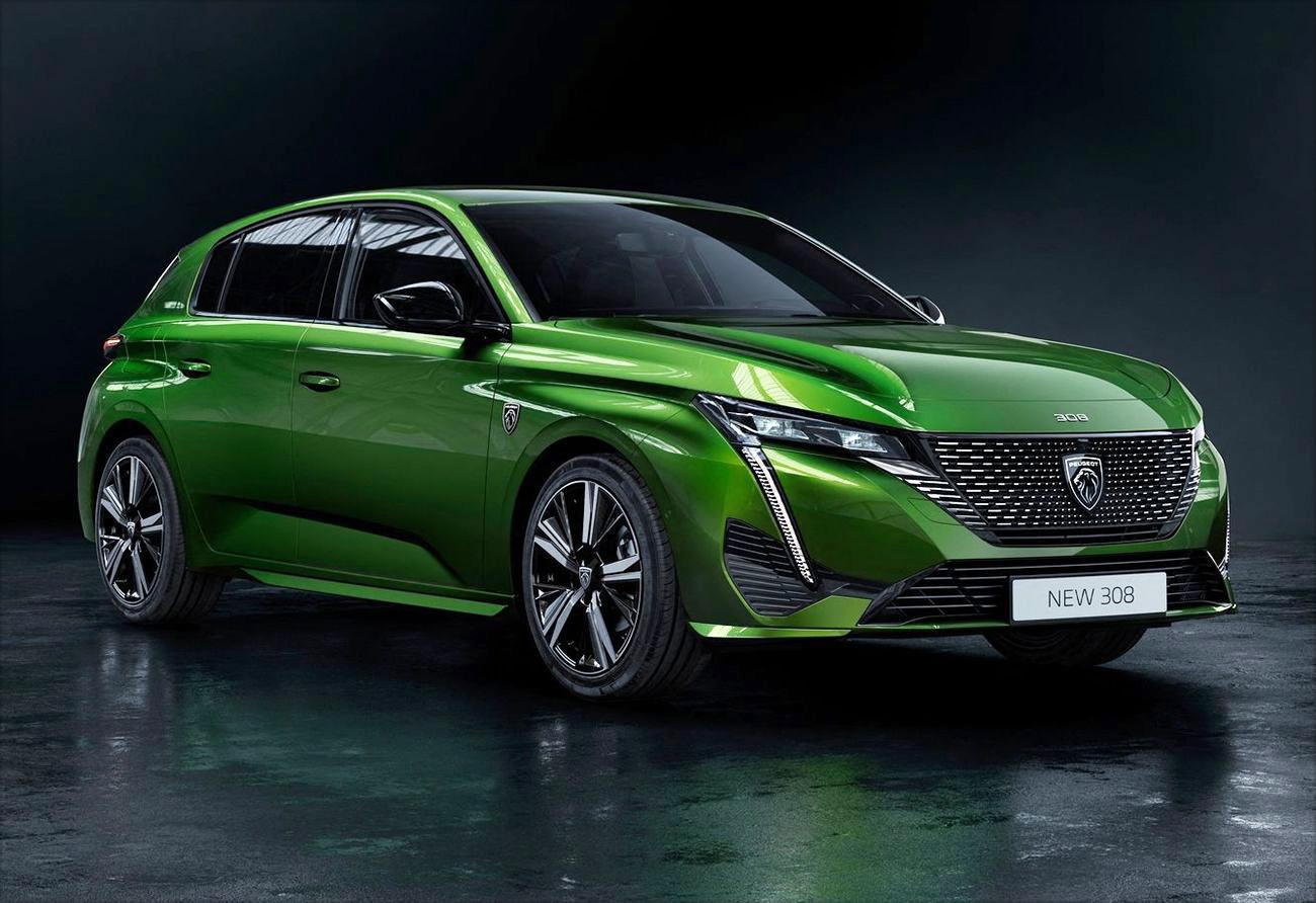 308 III: Así es la nueva evolución del hatch de Peugeot