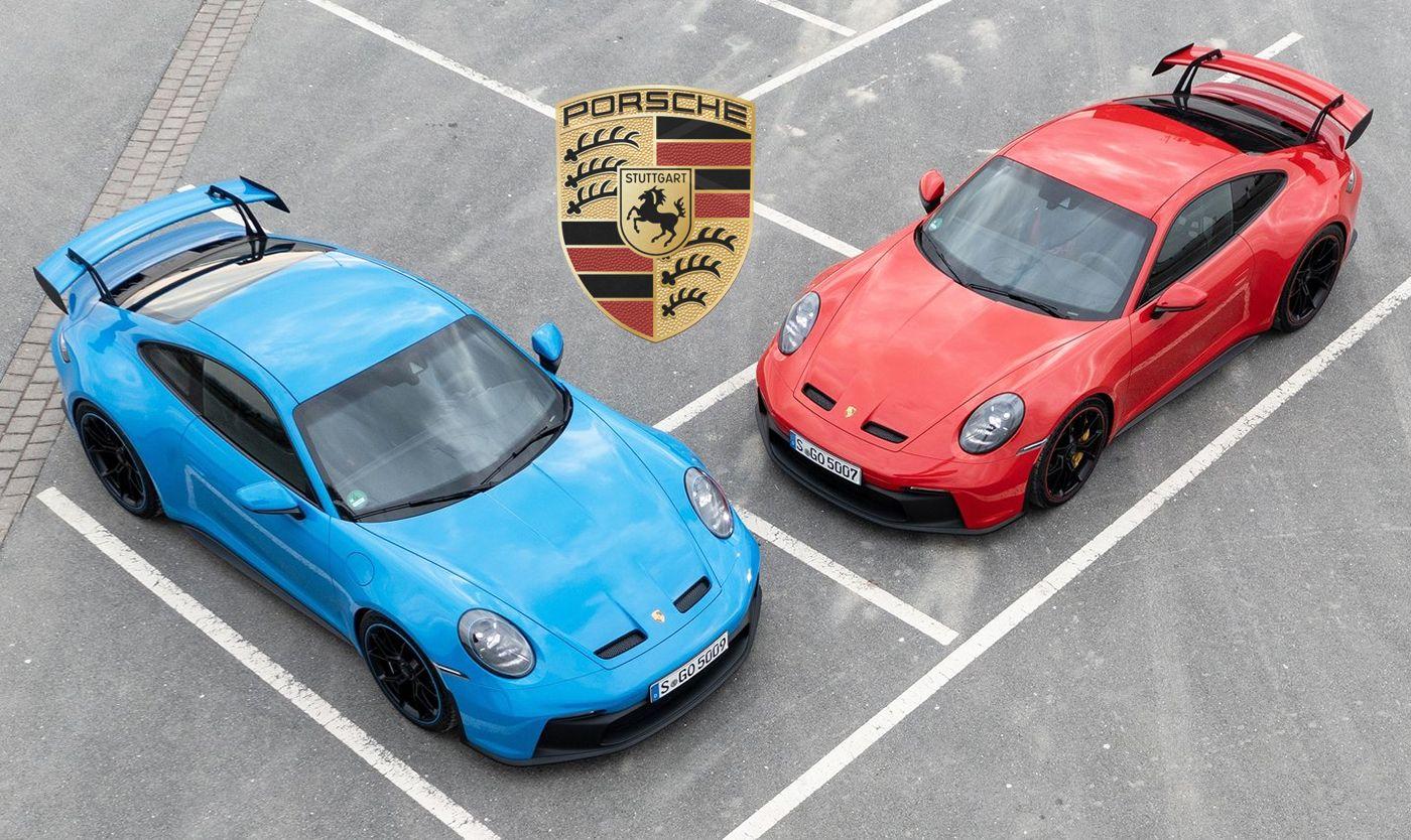 Porsche: el 911 GT3 y toda la gama que se comercializa en Argentina