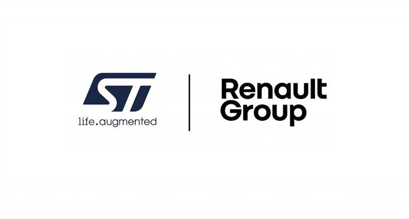 Renault y STMicroelectronics anuncian su asociación estratégica en el área de la electrónica de potencia