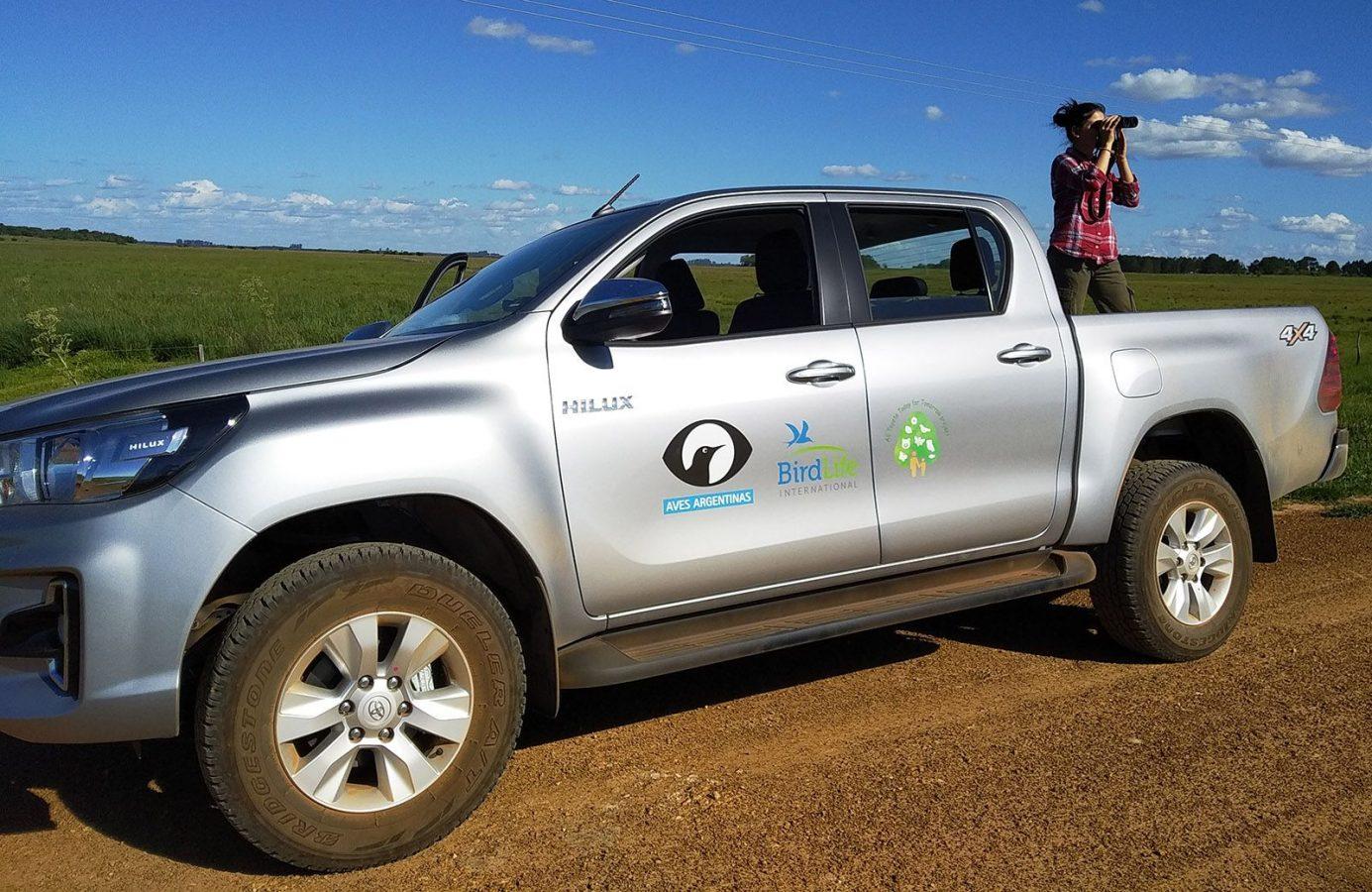 Toyota y Aves Argentinas fortalecen su alianza para la conservación del Noreste argentino