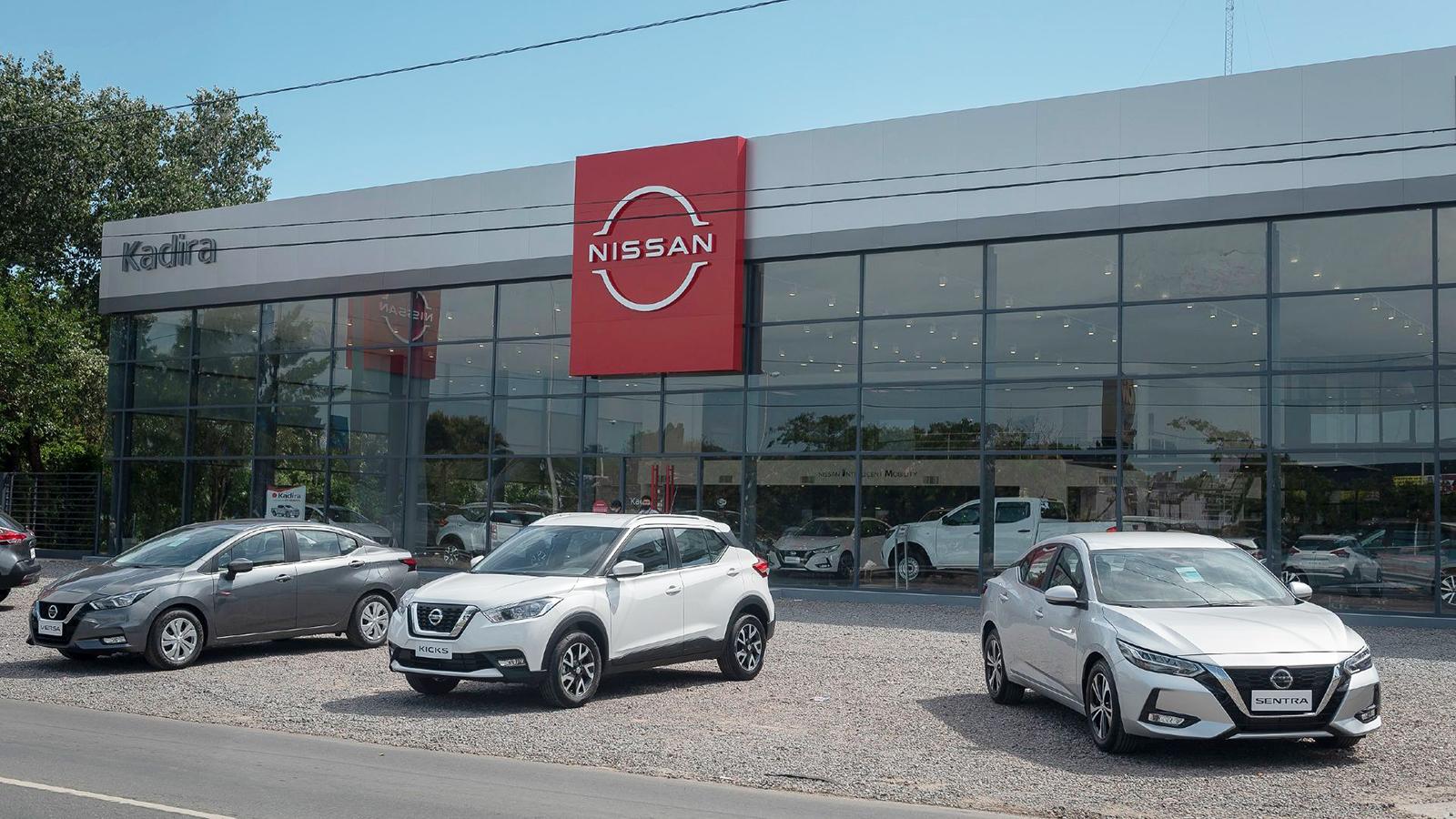 Nissan continúa expandiendo su red de concesionarios en el país