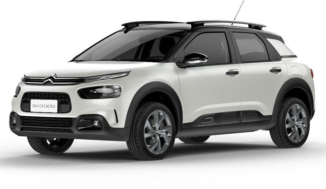 Citroën lanzó el nuevo C4 Cactus Feel Pack Plus