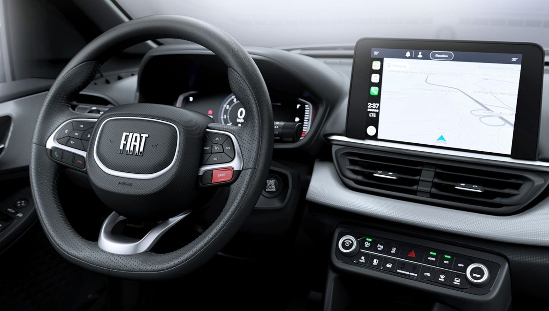 Pulse: Fiat develó el interior de su pequeño SUV, a fin de año llega a la Argentina