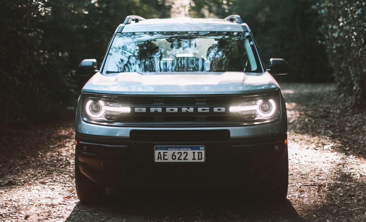 Bronco Cariló: un espacio para conocer el nuevo SUV compacto de Ford