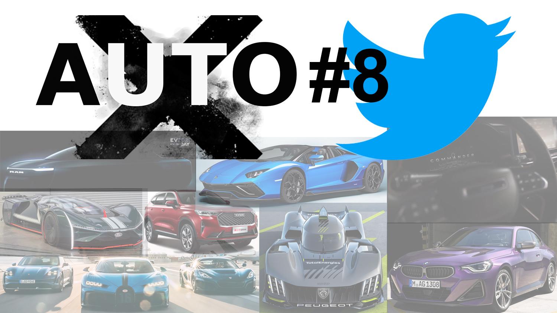 TWITTER Noticias #8: Toda la info de la semana