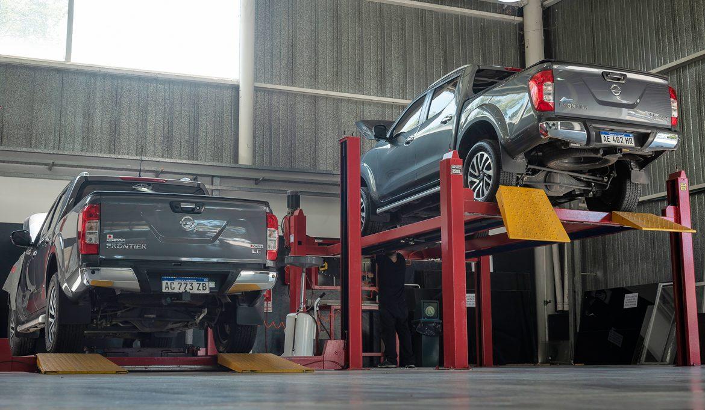 Nissan lanzó una campaña para controlar gratuitamente el vehículo