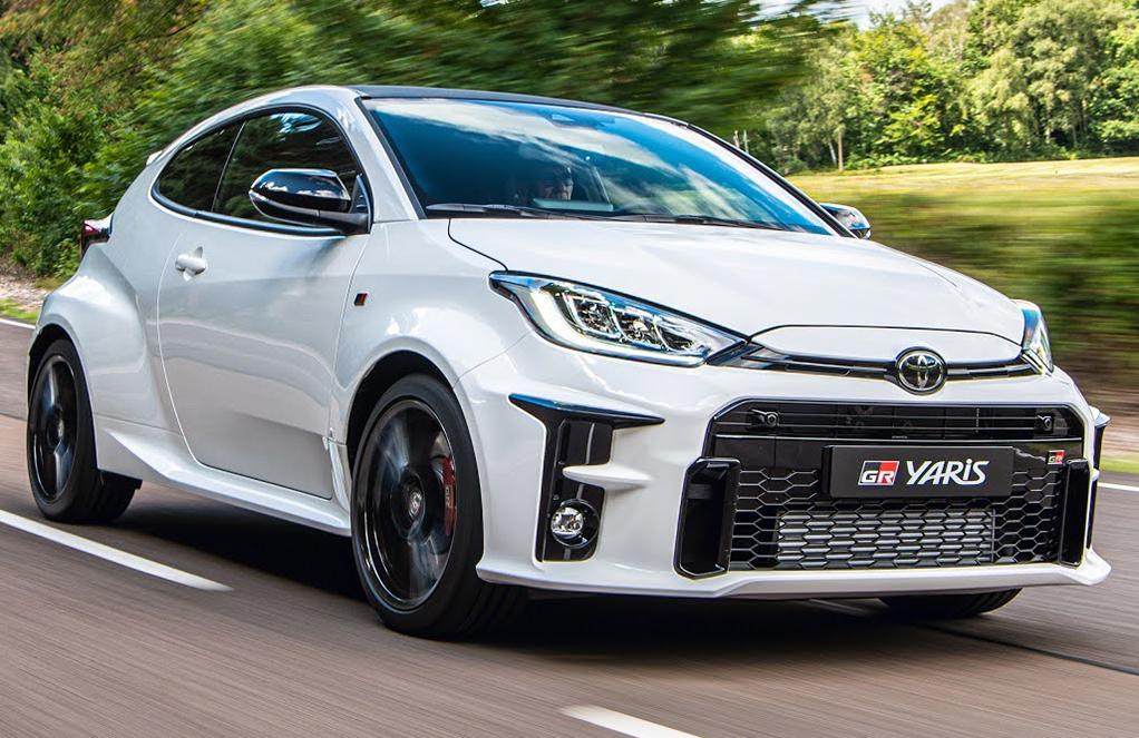 GR Yaris: Toyota lanzó su pequeña bestia de 261 CV y 360 Nm