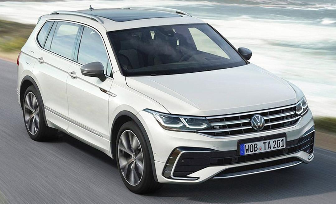 Tiguan Allspace: conocé que novedades presenta el SUV de 7 plazas de VW