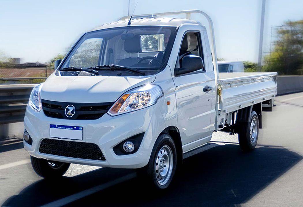 CVN Motors lanzó la Zanella Z-Truck ensamblada en Argentina