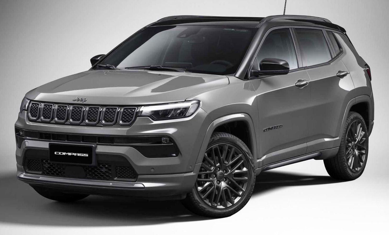 Compass 2022: ¿Cómo es el rediseño del exitoso SUV compacto de Jeep?