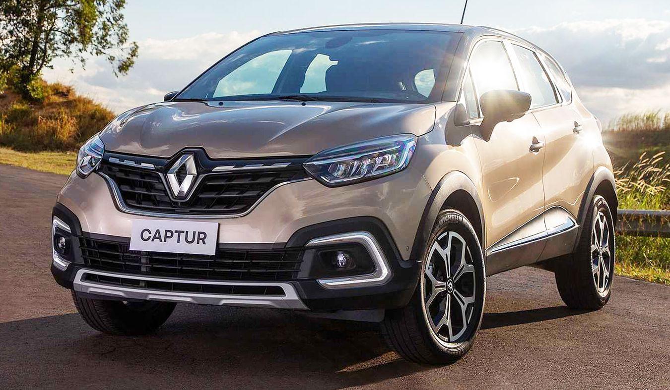 Captur: Renault actualizó su SUV incorporando un nuevo motor turbo