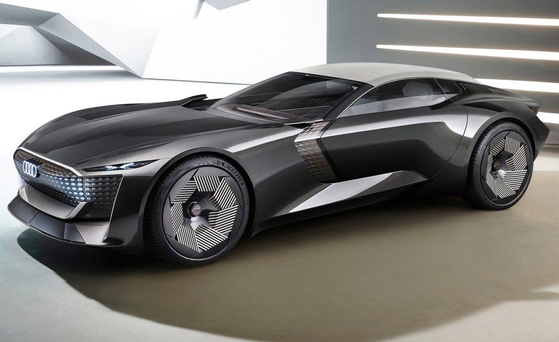 Skysphere: Audi presentó su futuro eléctrico de 632 CV y 750 Nm con tecnología autónoma de Nivel 4
