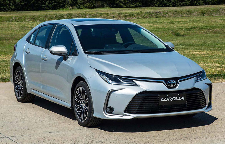 El Toyota Corolla alcanzó las 50 millones de unidades vendidas en todo el mundo
