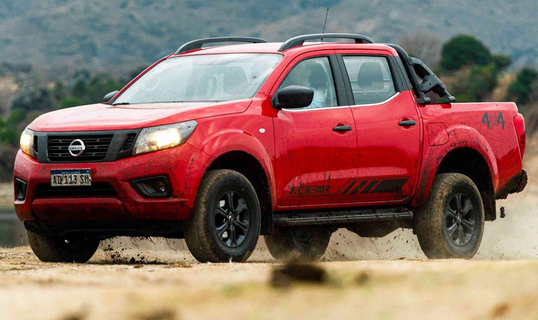 Nissan Frontier, entre los 10 vehículos más vendidos del mes de julio