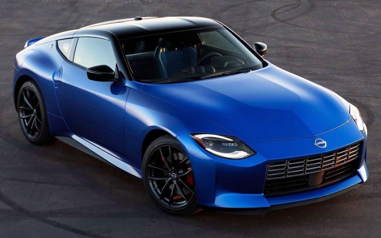 400Z: Nissan presentó la séptima generación de su deportivo Z