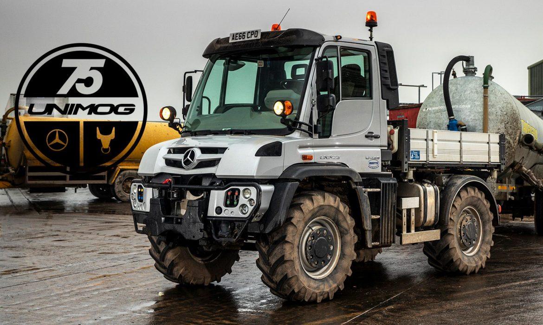 Unimog: el mítico camión de Mercedes-Benz cumple 75 años
