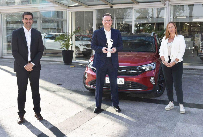 El Nivus fue distinguido como el SUV compacto más seguro de 2020